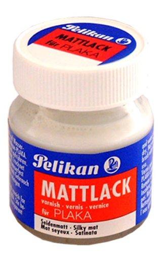 Pelikan 061549 - Mattlack, 50ml Dose, seidenmatt