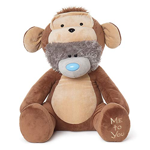 Me To You- Tatty Teddy Mono Oso de Peluche (tamaño Grande), Color (Carte Blanche Greetings Ltd APH01018)