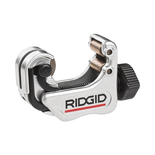 RIDGID 97787 Modell 117 AUTOFEED® Mini-Rohrabschneider für beengte Arbeitsbereiche, Rabschneider 5 mm bis 24 mm