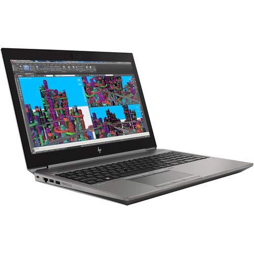 HP ZBook 15 G5 Mobile Workstation- Intel Core i9-8950HK(2.9-4.8GHz)-16 GB DDR4 RAM-1 TB SSD NVMe-NVIDIA Quadro P1000(4GB GDDR5 VRAM)-15.6' Full HD 1920 x1080-Windows 10 Pro-64bit