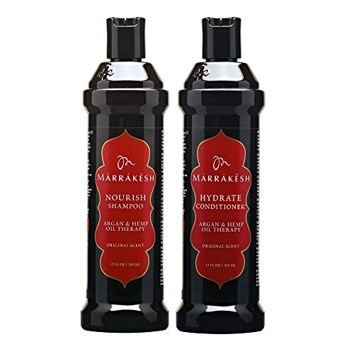 Rondo Marrakesh Oil Shampoo und Conditioner im SET je 355 ml