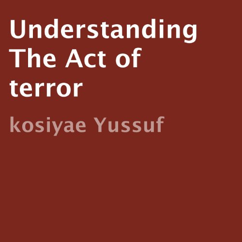 Understanding the Act of Terror cover art