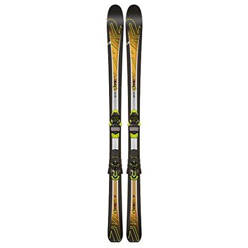 K2 Skis Herren Ski Set Ikonic 80 Ti Inklusive Bindung MXC 12 TC, 1050004.248.1.163