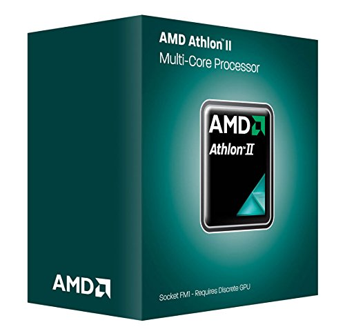 AMD Athlon II X4 645 3.1GHz 2MB L2 - Procesador (AMD Athlon II X4, 3,1 GHz, Socket AM3, 45 NM, 64 bits, 2 MB)