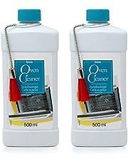 AMWAY™ Ovenreiniger, Ovenreiniger - met kwast voor het aanbrengen - Gel Oven Cleaner - 2 x 500 ml - Amway - (artikelnr.: 0014)