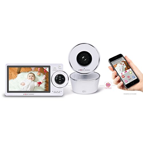 417E8BDjBML The Best Video Baby Monitors with Smartphone Apps 2021