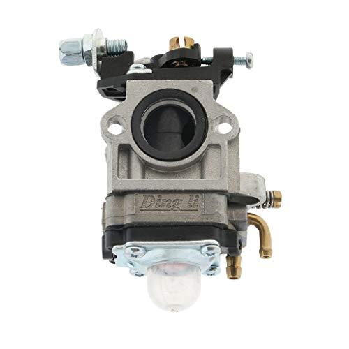 FLAMEER Carburateur en Acier Inoxydable Accessoires de Tondeuse à Gazon Longue Durée et Faible Consommation d'Énergie