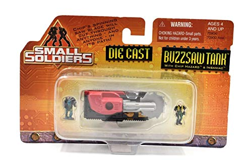Small Soldiers: Buzzsaw Tank by Kenner by Kenner