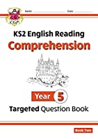 New KS2 English Targeted Question Book: Year 5 Reading Comprehension - Book 2 (with Answers)