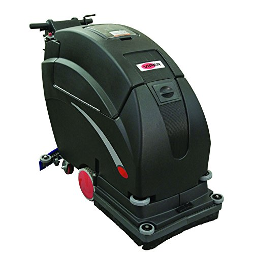 Lowest Prices! Viper Cleaning Equipment FANG20HD-215 Fang Series Traction Drive Automatic Scrubber, ...