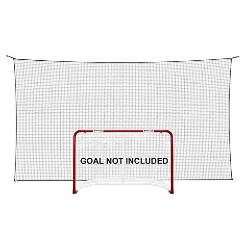 Better Hockey Extreme Backstop Net - Größe 5 x 2,5 m - Eishockey Fangnetz