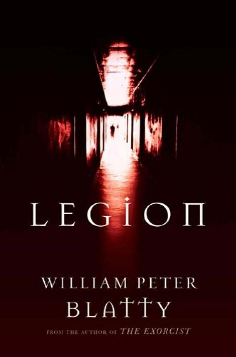代数代数的現在Legion: A Novel from the Author of The Exorcist (English Edition)