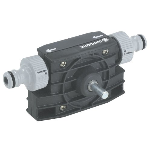 Gardena 393540 Mini-Pumpe, Schwarz, 24x18x7 cm