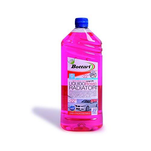 Bottari 31371 Liquido per Radiatori Rosso Anticongelante Long Life
