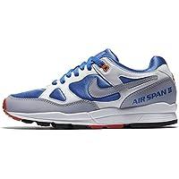 Nike W Air Span II, Zapatillas de Running para Mujer, Multicolor (Mountain Blue/Wolf Grey-Summit White 400), 37.5 EU