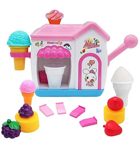Auggie Foam Ice Cream Shop