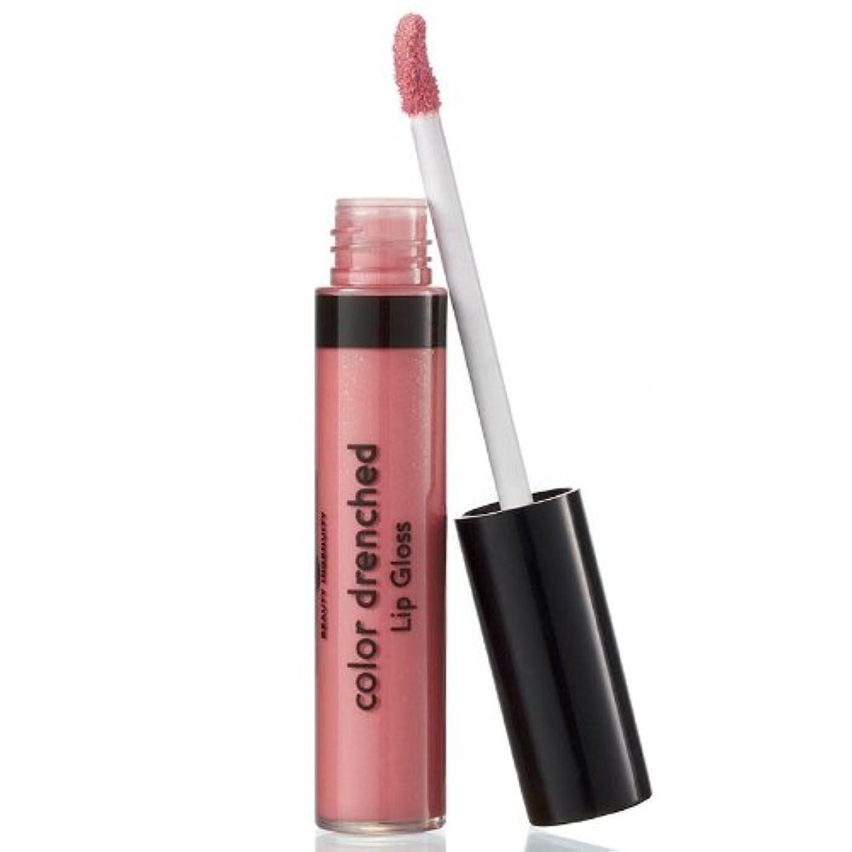 リラックスした対角線高尚なローラ?ゲラー Color Drenched Lip Gloss - #French Press Rose 9ml/0.3oz並行輸入品