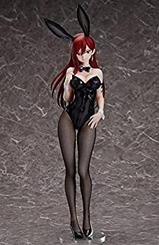 Jin Chuang Freeing Fairy Tail Erza Scarlet Bunny Girl Anime Figure Sexy Girl PVC Action Figure Toys Collection Model Doll Gift