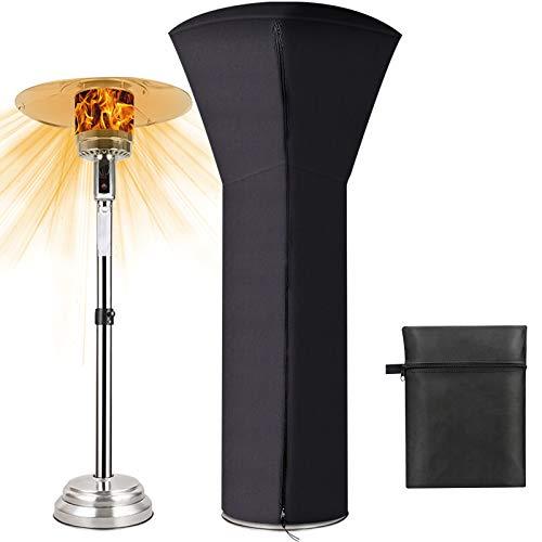 Eletorot Patio Heater Cover, Copertura Riscaldatore Patio , Impermeabile Telo Protettivo per Stufa da Esterno e Fungo Riscaldante per Esterno