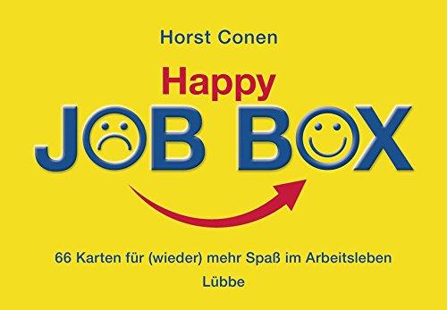 Happy Job-Box: 66 Karten für mehr Spaß im Arbeitsleben