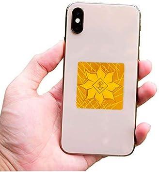 Neitronik 5GRS - Antena adhesiva de protección contra radiaciones electromog para teléfonos móviles, smartphones, tabletas, monitores PC, WiFi, ...