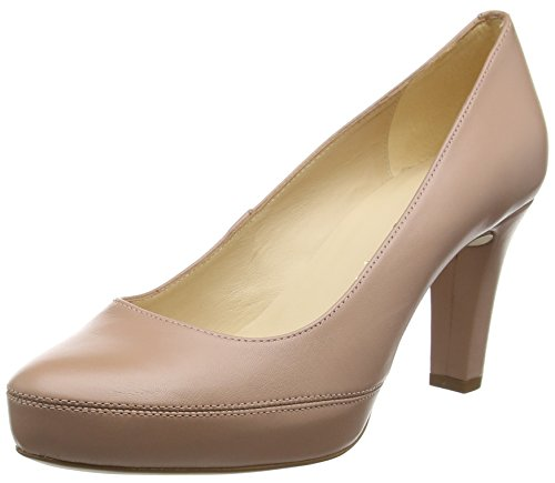 Unisa Numar_17, Zapatos de Tacón Mujer, Rosa (Printemps), 39 EU