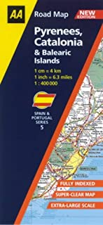 Pyrenees, Catalonia and Balearic Islands