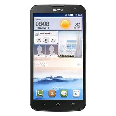 Huawei Ascend G730 3G Smartphone Unlocked (Bildschirm: 20,3 cm (5,5 Zoll), 4 GB (Dual-SIM, Android) schwarz