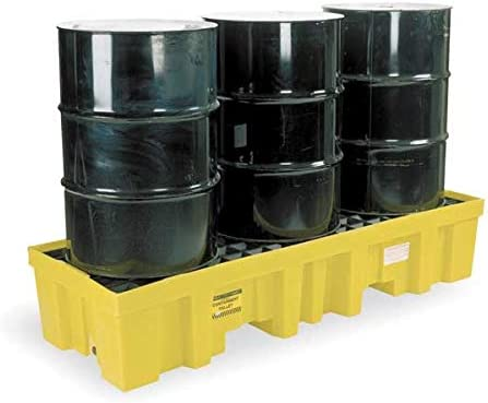 Drum Spill Ranking TOP13 Cntnmnt Pallet 6k lb. 3 Popular product