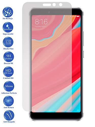Todotumovil Protector de Pantalla Xiaomi Redmi S2 de Cristal Templado Vidrio 9H para movil