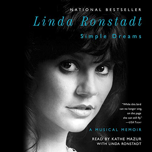 Simple Dreams Audiobook By Linda Ronstadt cover art