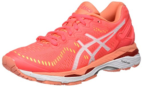 Asics Patriot 8 W, Zapatillas De Running Mujer, Rosa (Diva Pink /White / Coral Pink), 37 EU