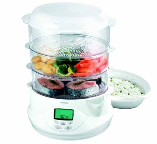 Kenwood FS460 Multi-Steamer electronic Dampfgarer