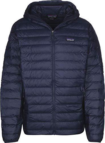 Patagonia Herren Kapuzenjacke Down Sweater Hoody, Classic Navy, M, 84701