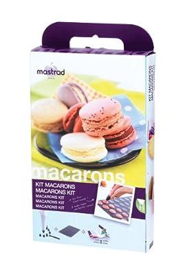 Mastrad A45360 Macaron Kit