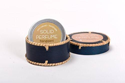 Frangipani - Perfume sólido