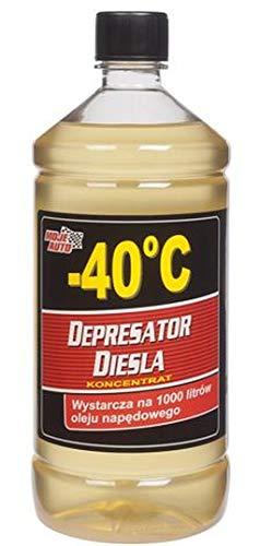 MA/ Amtra Additif de protection contre le froid Diesel pour 500 l diesel - 40 °C.