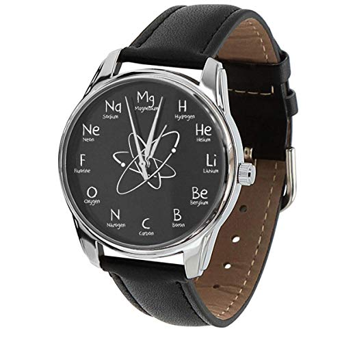 Chemical element watch
