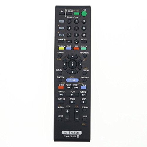 Ersatz Fernbedienung für Sony BDV-E2100 Receiver/Stereoanlage (Surroundsystem)