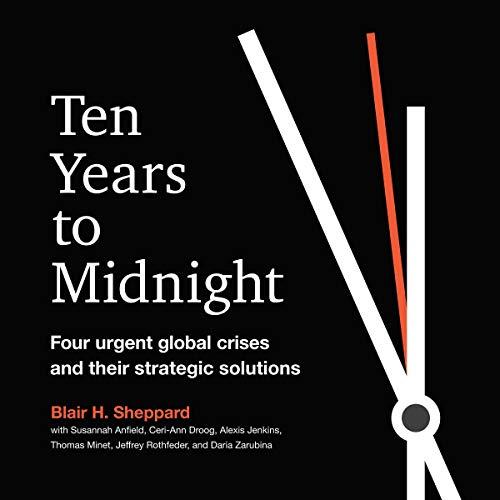 Ten Years to Midnight audiobook cover art
