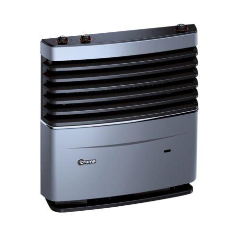 GASHEIZUNG - TRUMA S 5004 - Gas-Heizung - 30 mBar - 6000 W - für Flüssiggas LPG mit Zündautomatik, Thermostat und Einbaukasten - Farben : Titangrey oder Pearlgrey + Verkleidung mit beleuchteten vercromten - Gasbedienungsteil, mit Touchsensor, Chromapplikations Blende, !- Vertrieb Holly® Produkte STABIELO - holly-sunshade ®