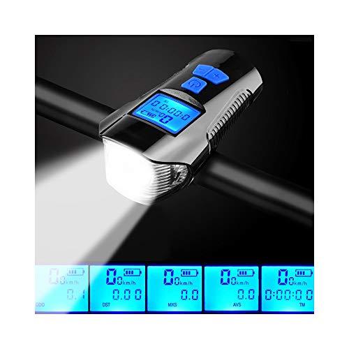 4-Mode USB Bicycle Light Wiederaufladbarer Fahrradscheinwerfer