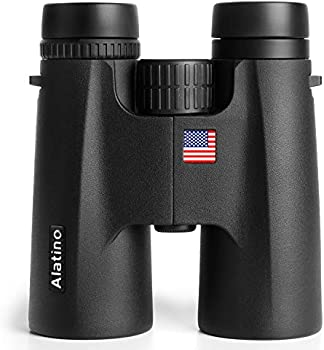 Alatino 10x42 Adults Binoculars for Bird Watching and Outdoor Activities