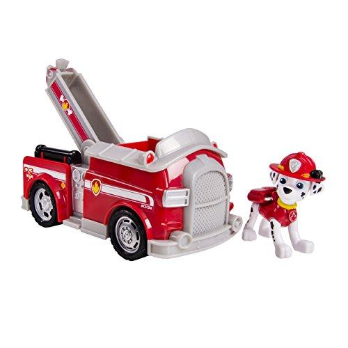Camión Bomberos Patrulla Canina