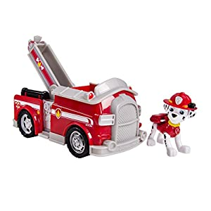 PAW PATROL - Marshall y su camión de Bomberos (Spin Master 20063721)
