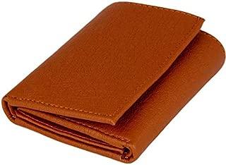 Mundkar Pu Leather 3 fold Tan Wallet for Men and Boys (Tan)