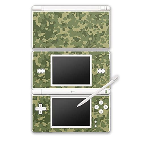 DeinDesign Skin kompatibel mit Nintendo DS Lite Folie Sticker Bundeswehr Muster Camouflage