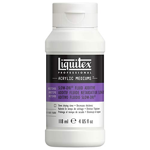 Liquitex Professional - Retardador fluido slow-dri (118 ml)
