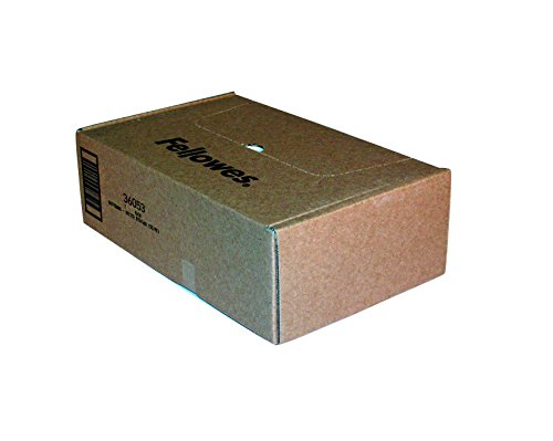 Fellowes Powershred Sac poubelle (pack de 100 )