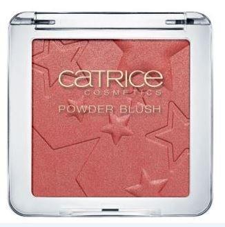 Catrice Cosmetics Limited Edition Treasure Trove Powder Blush Nr. C01 Caviar And Champagne Inhalt: 9,18g Puder-Rouge mit Goldglanz. Blush